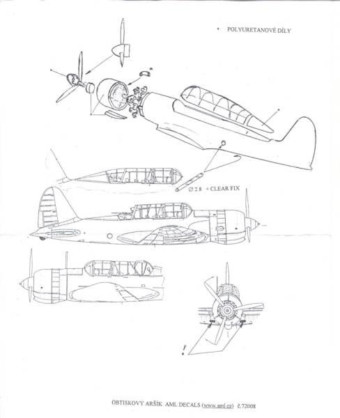 PH Model 1/72nd Resin Su-2 M-88B Conversion