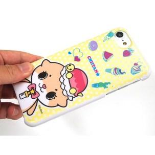 ちぃたんスマホハードケースiPhone7/8Plus用(POP)