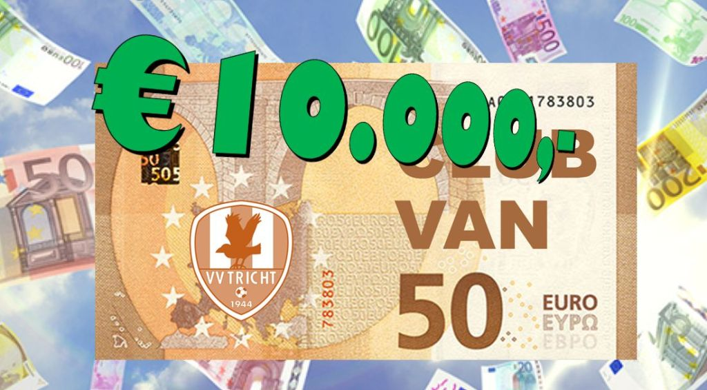 Club van 50 doneert