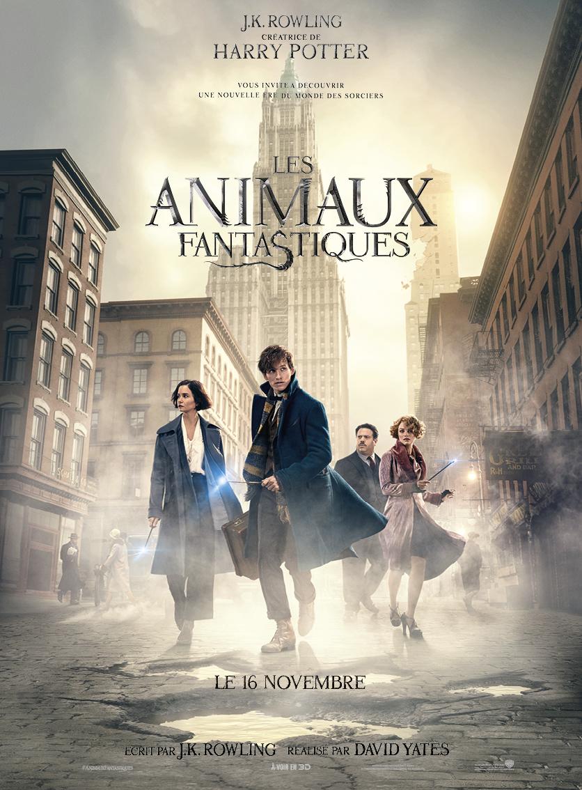 Les Animaux Fantastiques Torrent : animaux, fantastiques, torrent, Torrent, Animaux, Fantastiques, FRENCH, BluRay, 1080p, Torrents9