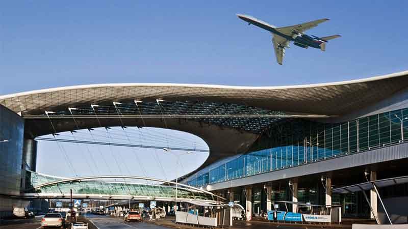 44 аэропорта. Шереметьево