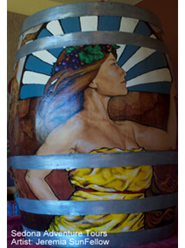 Sedona Adventure Tours Painted Barrel