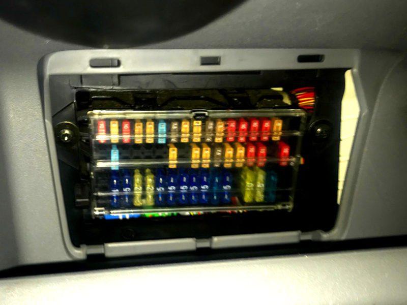 VW Lupo Fensterheber elektrische Fenster heber sicherungskasten sicherungen schalter sicherung scheiben scheibenheber elektrik