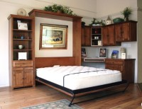 Murphy Bed Home Office Image Gallery, page 1