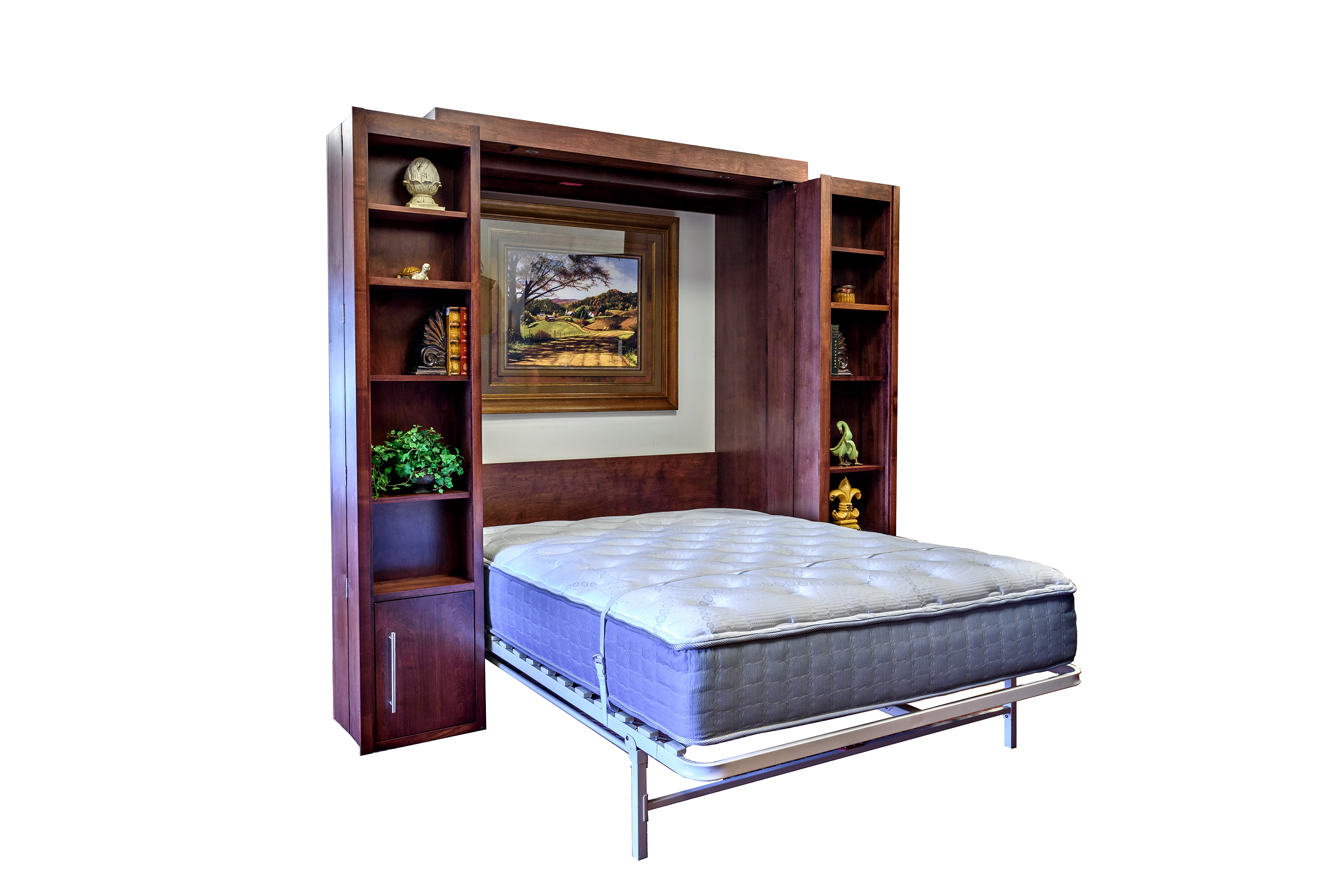 Bookcase Wallbeds Murphy Beds Wilding Wallbeds