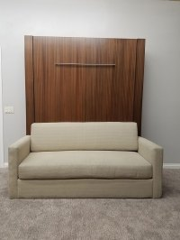 Murphy Sofa Bed | Murphy Bed Over Sofa | Murphy Bed Sofa ...