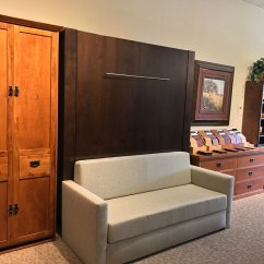 Murphy Sofa Beds Leather Recliner Apartment Size Chino Hills California Wall And Wilding