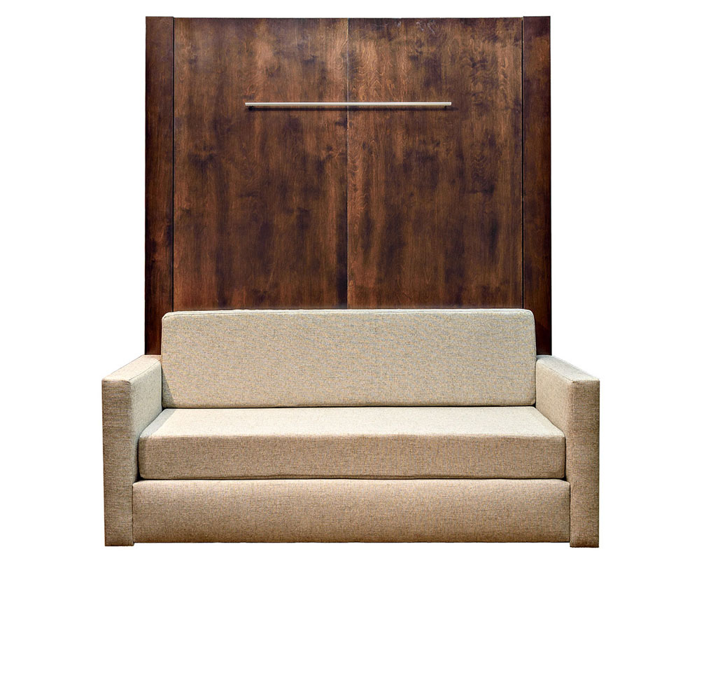 diy wall bed sofa goetz reproduction murphy cabinet shelf combo in 2018