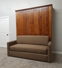 Sofa Murphy Bed Murphysofa Smart Furniture Wall Beds ...