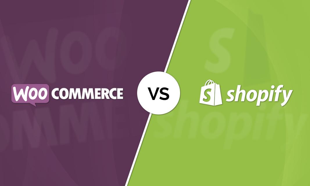WooCommerce vs Shopify: kisa wap chwazi pou fe boutik anliy ou?