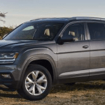 2019 Volkswagen Atlas Cross Sport
