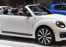 2020 VW Beetle Convertible Owners Manual Exterior