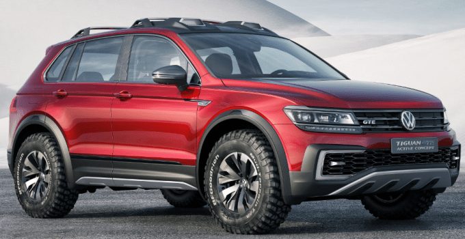 2020 Volkswagen Tiguan Limited 2.0t Engine Performance Exterior
