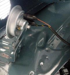starter motor mounted to transaxle wiring harness  [ 1280 x 960 Pixel ]