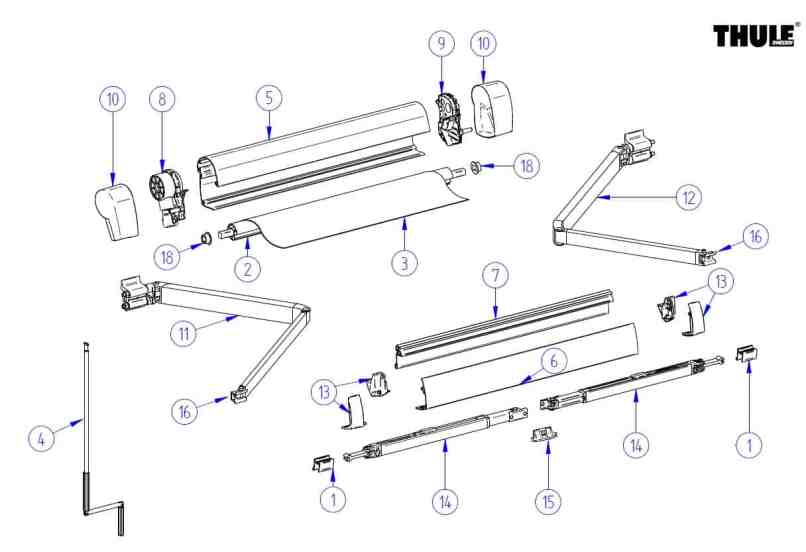 A E Awnings Replacement Parts Slubne