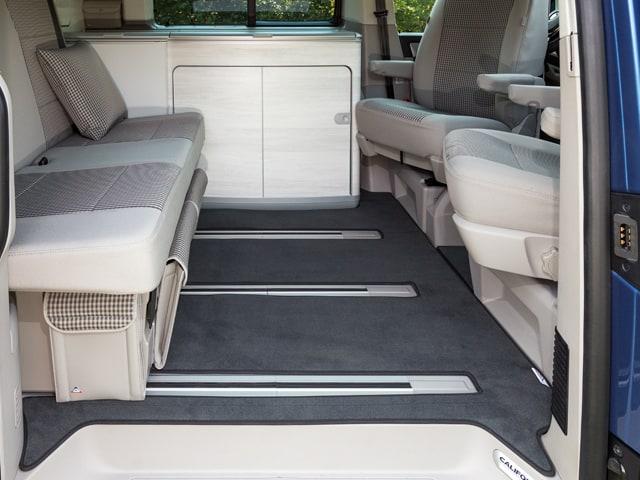 Brandrup Velour carpet for passenger compartment VW T6T5