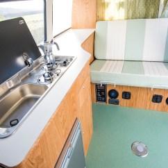 Kitchen Sink Materials Sets On Sale Vw T2 Classic Interior - Camper Interiors