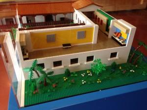 Heard Museum, Scottsdale, Arizona, Lego