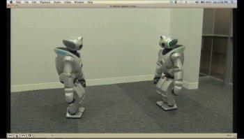 robots, communication, Luc Steels