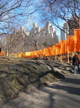 Christo, New York City
