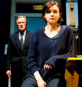 Bill Nighy, Carey Mulligan, David Hare, Skylight