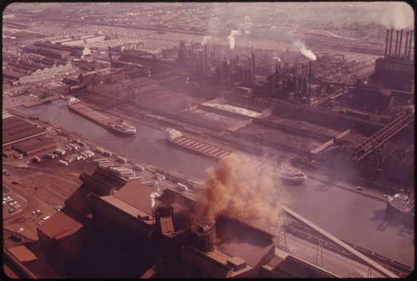 Ford Rouge plant, Dearborn