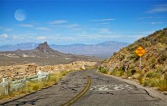 Route 66, highway, Arizona