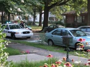police, neighborhood