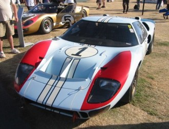 Ford, Le Mans, auto racing
