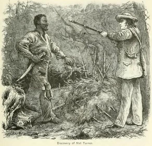 Nat Turner, slave