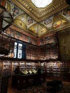 library, Morgan Library