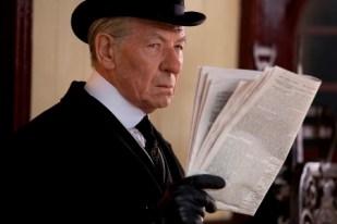 Ian McKellen, Mr. Holmes, Sherlock