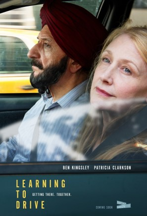Ben Kingsley, Patricia Clarkson, Learning to Drive
