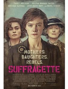 Suffragette, Carey Mulligan