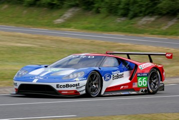 Ford GT, auto racing, LeMans