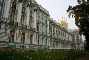 Catharine Palace, St. Petersburg