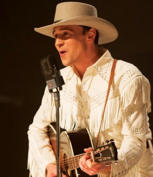 Tom Hiddleston, I Saw the Light, Hank Williams