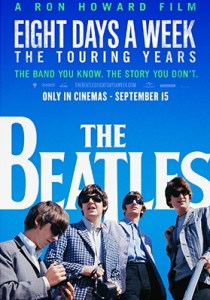 eight-days-a-week, Beatles, Ron Howard