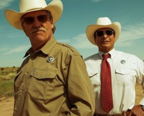 Jeff Bridges & Gil Birmingham, Hell or High Water