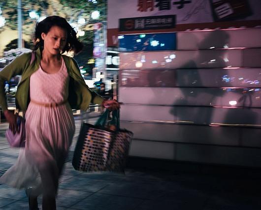 Shanghai, woman