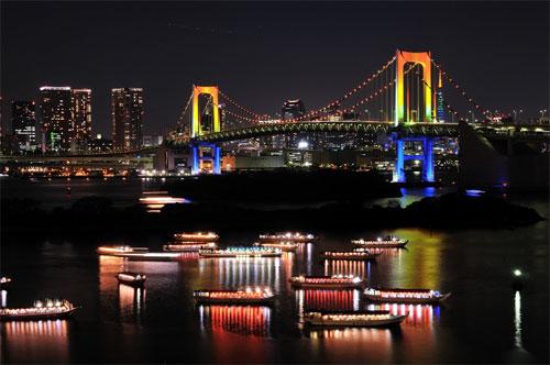 Tokyo - Rainbow Bridge