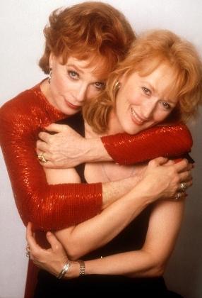 Shirley MacLaine, Meryl Streep, Postcards from the Edge