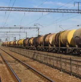 railway tanker cars