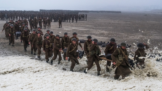 Dunkirk, Christopher Nolan
