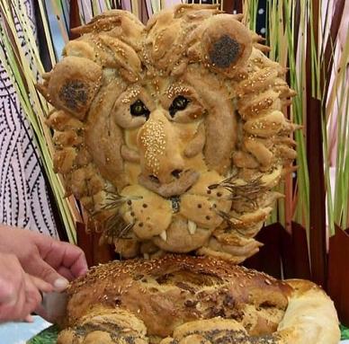 Bread Lion