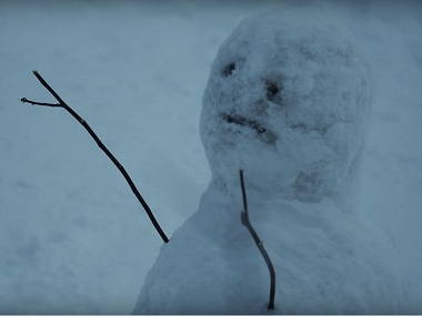The Snowman, Jo Nesbo
