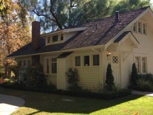 Nixon's boyhood home