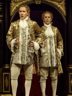 Iestyn Davis & Sam Crane as Farinelli