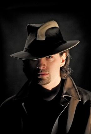 gumshoe, detective