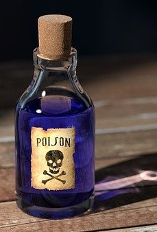 poison, bottle Arek Socha for Pixabay